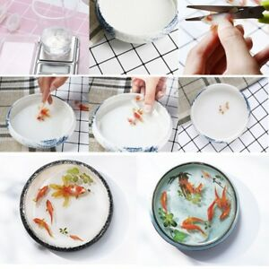 10PC-3D-REAL-GOLDFISH-CLEAR-FILM-STICKER-FOR-RESIN-PAINTING-DIY-JEWELRY-MAKING