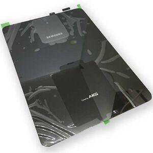 Samsung-GH82-13895A-Akkudeckel-Deckel-fur-Galaxy-Tab-S3-SM-T820-Klebepad-Schwarz