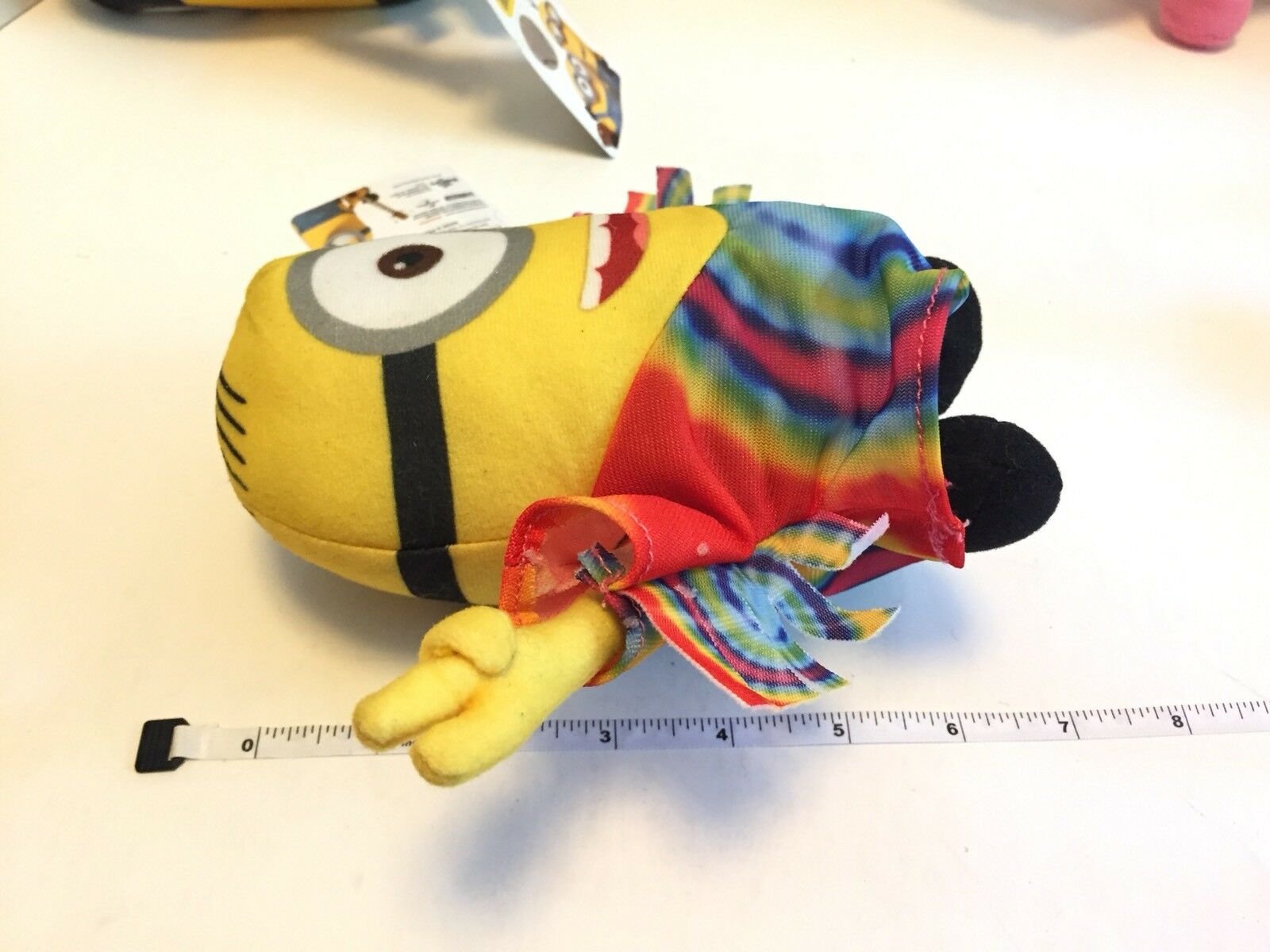 Minions Movie Plush Stuffed Stuart Pirate Hippie Papoy Papoy Papoy Unicorn Despicable Me Toy ac4a30