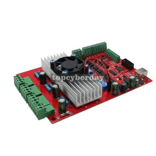 MACH3 USB 3-Axis CNC Kit TB6560 Nema23 Stepper Motors Driver Board++Power