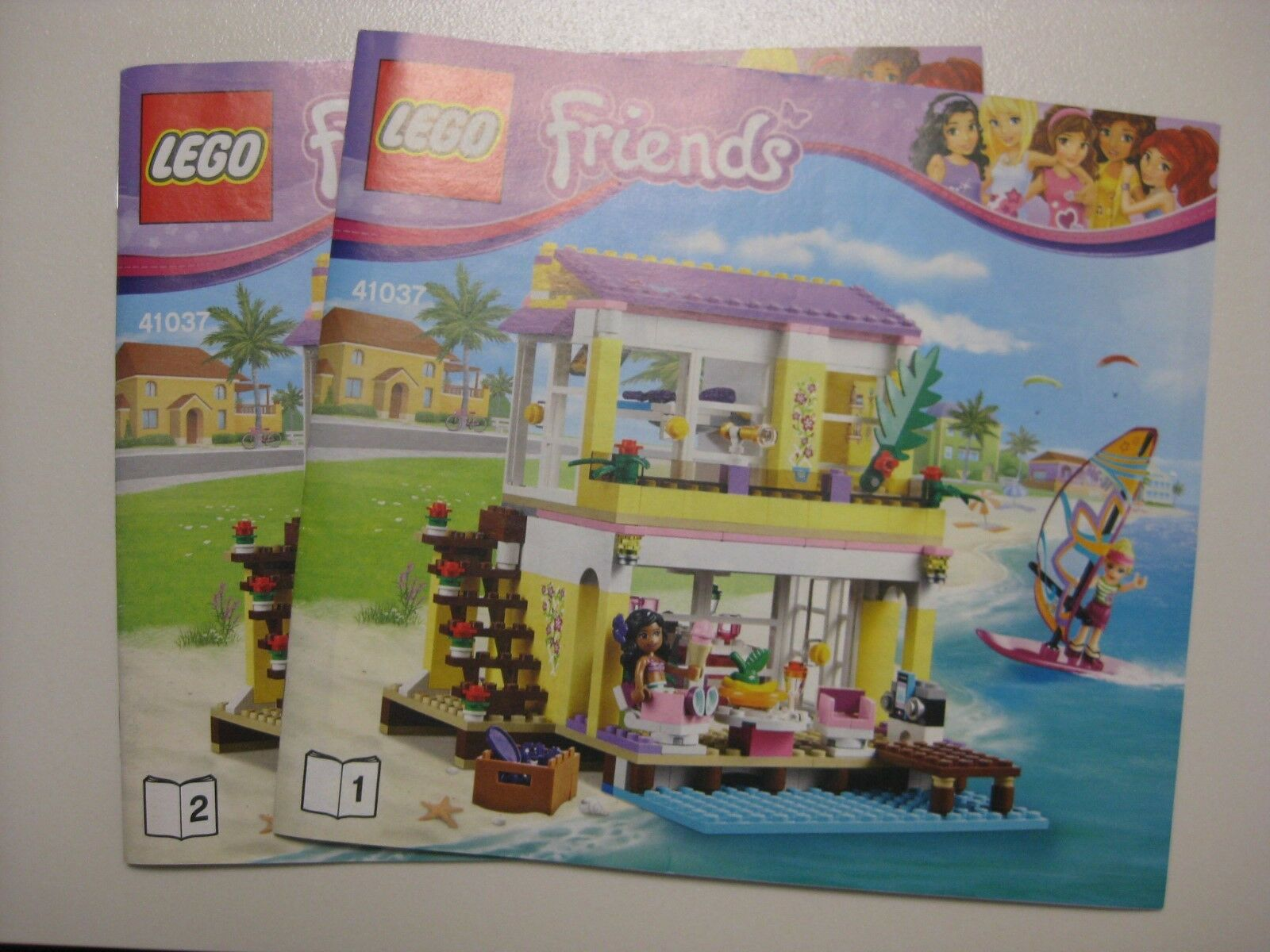 Lego Friends - 41037 - Stephanies Strandhaus