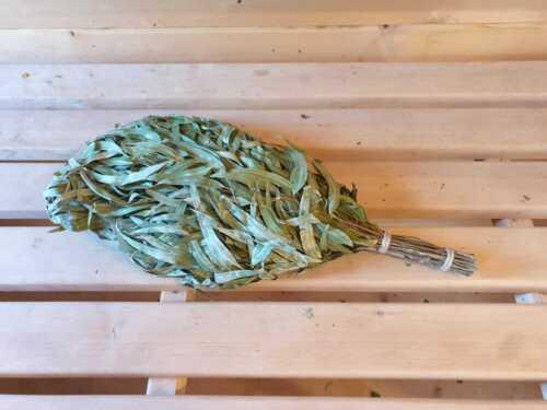 eucalyptus whisk Natural bath broom Set 1 pieces Eucalyptus Bath Sauna broom