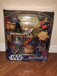 Attacktix Star Wars Vs.   Transformateurs
