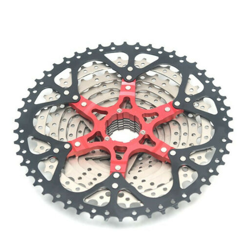 BOLANY 10 Speed MTB Bike Flywheel 11-46T Bicycle Cassette Sprockets Bike Part