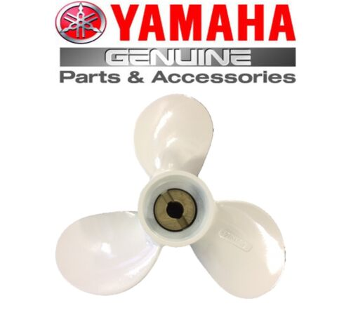 """7.5/"""" x 7/"""" Yamaha Genuine Outboard Propeller 4A//5C 4hp//5hp 2-Stroke Type B"""
