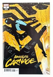 Absolute-Carnage-2-2019-Marvel-Cates-Marcos-Martin-1-25-Codex-Variant-NM