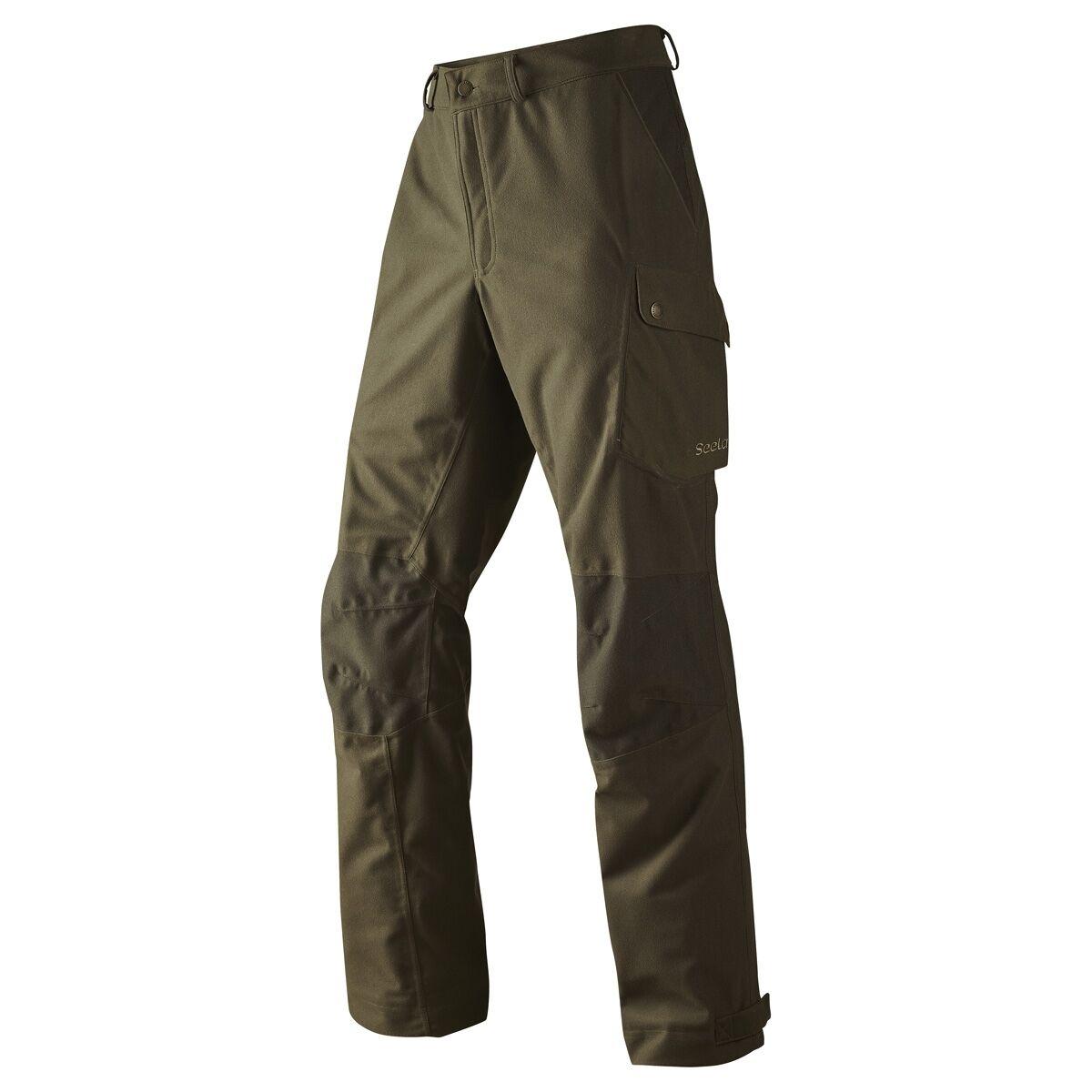 Seeland Pantalones Kensington-verde Pino-EU48-60 (disparos Caza  Senderismo)  en promociones de estadios