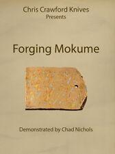 Forging Mokume (DVD)/Knifemaking/Bladesmithing/damascus