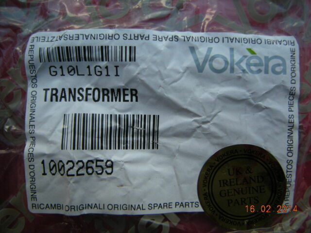 Vokera Sinergia 25E 29 & 29E Brahma Arranque Transformador y Cable 10022659