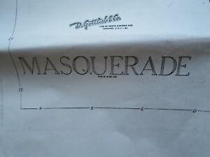 MASQUERADE-by-gottlieb-Schematic-photocopie-from-1966