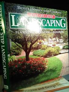 diy better homes and gardens ser step by step landscaping