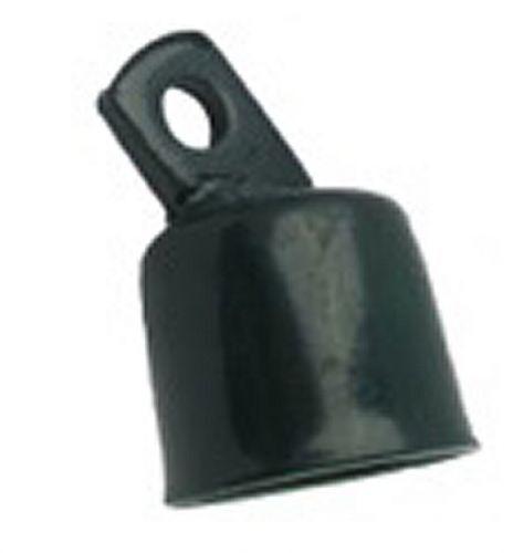 Strebenkappe 32 mm grün Metall für Zaunpfosten Metallpfosten Maschendrahtzaun