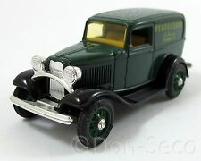 """ERTL 1932 Ford Panel Delivery Truck No. 4 """"Perfection Oil Burning STOVES"""""""