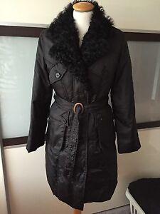 Black Coat Down S Coat Down Bloggers Balmain Jacket Coat 36 Down Black xItRwIBX