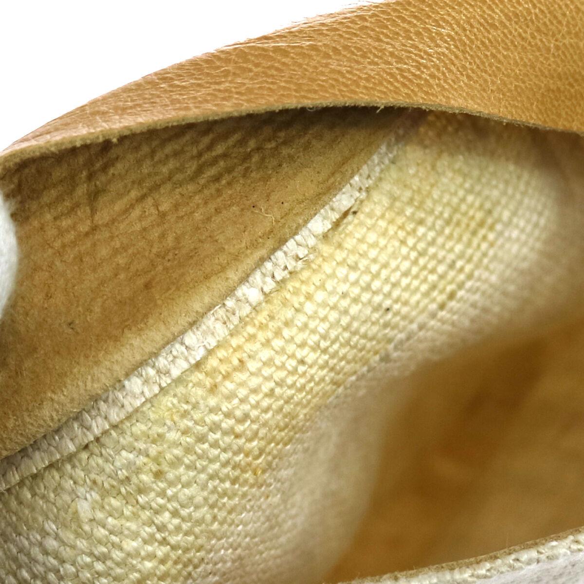 100% Authentic Canvas HERMES Logos schuhe Stiefel Weiß Canvas Authentic Vintage Größe 35 V06024 aa09f0