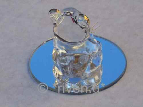 TEDDY BEAR@DUMMY@Glass@Unique Christening Gift@CAKE@MIRROR@WHITE RIBBON@SOOTHER