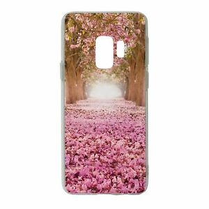 For-Samsung-Galaxy-S9-Silicone-Case-Girls-Beautiful-Flowers-S4348