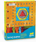 Moma Lacing Shapes by Museum of Modern Art (New York (Novelty book, 2010)