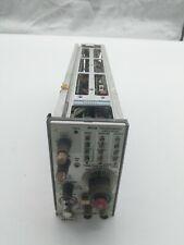 Tektronix 7b53a Dual Time Base Insert Slot Module