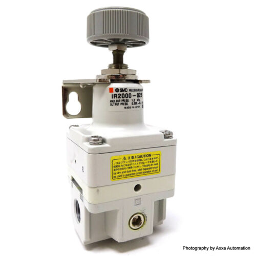 Pneumatic Regulator IR2000-02B SMC 0.005-0.2MPa IR200002B