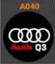 Indexbild 18 - Lumière de bienvenue Light Door Welcome Projector For AUDI audi S3 quattro A4 Q3