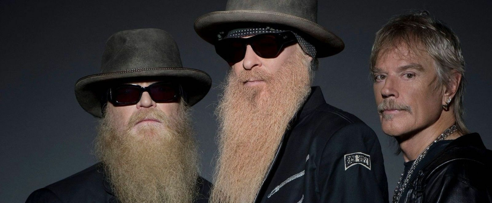 PARKING PASSES ONLY ZZ Top