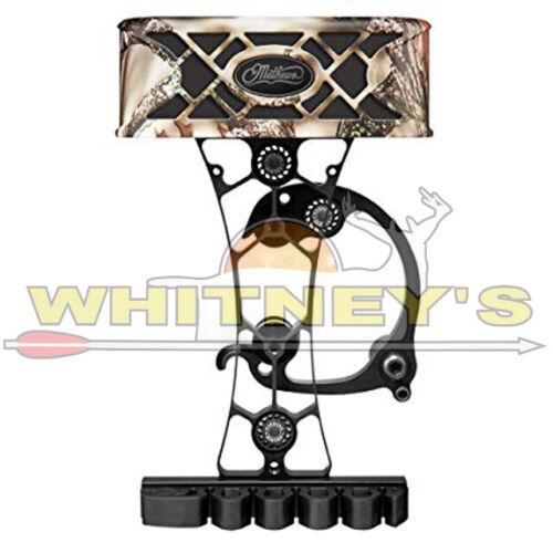 Mathews HD 6 Arrow Lost Camo XD Archery Quiver Dampener Spider Clip