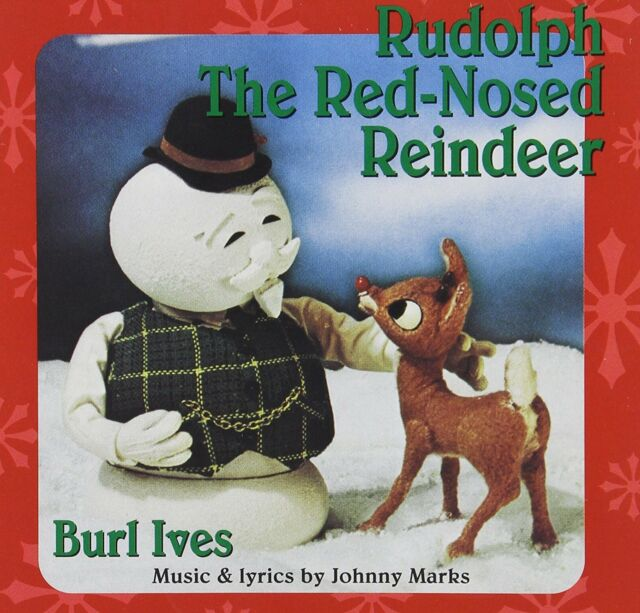 Burl Ives - Rudolph the Red-Nosed Reindeer CD #1967756