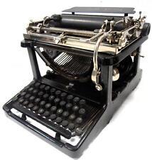 ►Antigua maquina de escribir REMINGTON SHOLES 11 de 1904 rare TYPEWRITER►