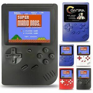 3 дюймов (примерно 7.62 см) портативный ретро FC игровая консоль встроенная 400 игр игра плеер Mini комплект