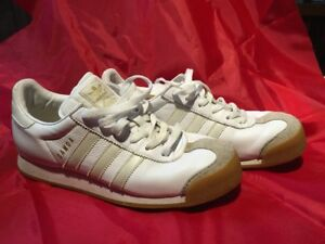 blanco Adidas Samoa 8 dorado y hombre talla Calzado Wgq8BST8