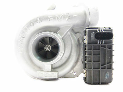 Mercedes W211 W220 320 CDI 204 HP TURBOCHARGER TURBO 734899 743436 6480960099