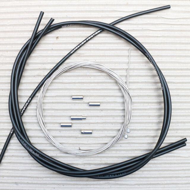 Shimano OT-SP41 Außenhülle für Schaltzug METERWARE inkl Endkappen