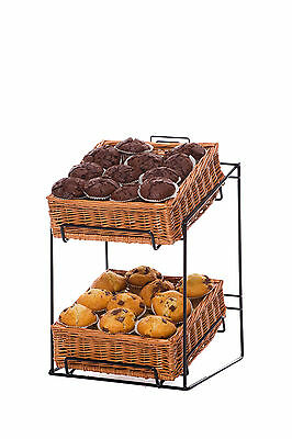 2 Tier Counter Top Display Stand - Special Offer Price