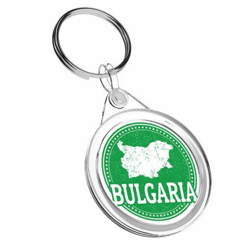 1 x Bulgaria ski Balkans Sofia-Porte-clés IR02 Maman Papa Kid cadeau d/'anniversaire #5563