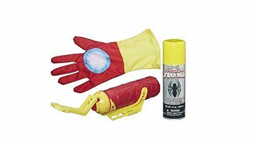 S Hasbro B 5752 e 27 SPIDER-MAN SPIDERMAN colore Shock di centrifugazione