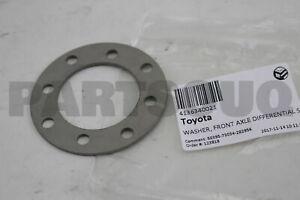 Genuine GM Differential Side Gear Thrust Washer 19132817