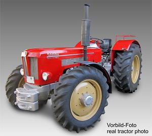 1042 Schlüter Super 1250 V 1968-1973   , 1 32 weise Toys