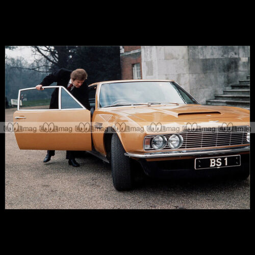 #pha.022273 Photo ASTON MARTIN DBS ROGER MOORE THE PERSUADERS TV SERIES Auto