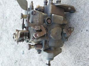pompe injection diesel