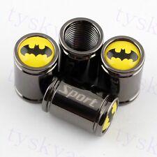 Vehicle Motors Wheels Accessories Tire Valve Dust Caps Cover For Batman Styling
