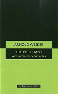 Merchant-Paperback-by-Wesker-Arnold-Brand-New-Free-P-amp-P-in-the-UK