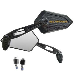 Spiegel-Street-Carbon-Look-Logo-Gold-Ducati-Multistrada-1200-1100-1000-DS-MT