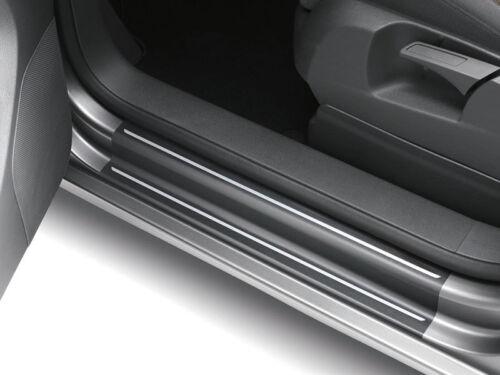 VW Ingresso BARRE Pellicola Protettiva VW TOURAN 5t0071310 041 Nero Argento
