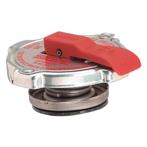 Safety Radiator Cap,13 psi,Metal 10329