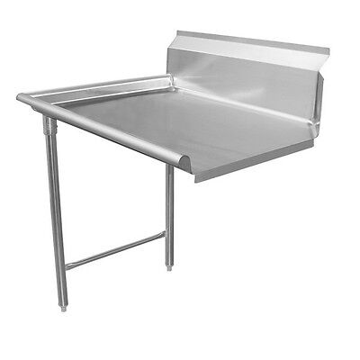 "Dishtable 30"" Clean - Left Side, Stainless Steel"