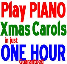 Gran Regalo De Navidad-el regalo de hacer música. Teclado O Piano requerido