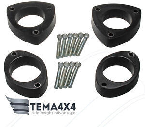 Rear strut spacers 10mm for Acura RSX  Lift Kit