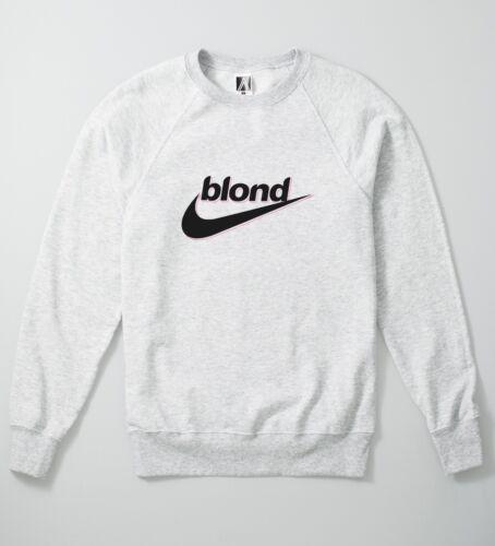 Blonde Sweatshirt Tick Sports Do It Jumper Adi Trainer Orange Ocean Off Top