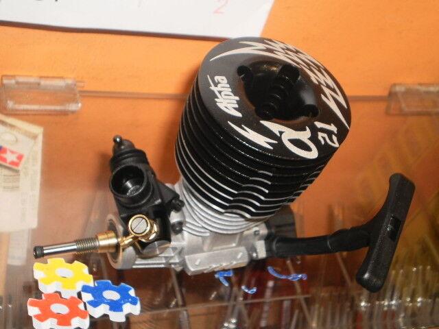 MOTOR 21 ALPHA CON TIRADOR